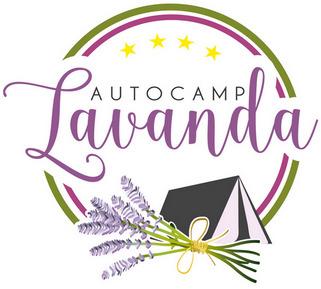 Lavanda Camping Logo